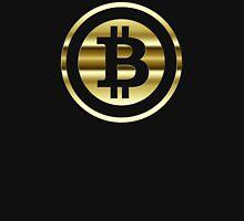 Bitcoin Coin Gold Symbol Unisex T-Shirt