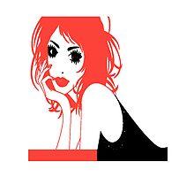 RED HAIR. by Vitta