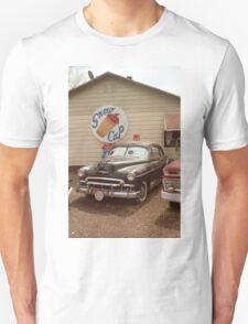 Route 66 Classic Car Unisex T-Shirt