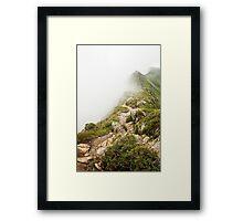 Golm (Alps, Austria) #11 Framed Print