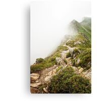 Golm (Alps, Austria) #11 Canvas Print