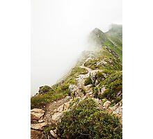 Golm (Alps, Austria) #11 Photographic Print