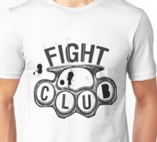 Fight club, bare knuckles  Unisex T-Shirt