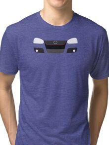 MK5 simple headlight and grill design Tri-blend T-Shirt