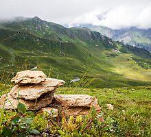 Golm (Alps, Austria) #10 by novopics