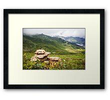 Golm (Alps, Austria) #10 Framed Print