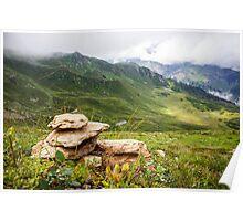 Golm (Alps, Austria) #10 Poster