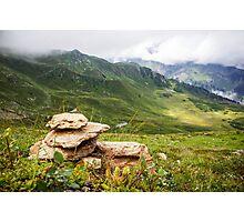 Golm (Alps, Austria) #10 Photographic Print