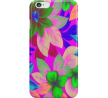Floral Bikini iPhone Case/Skin