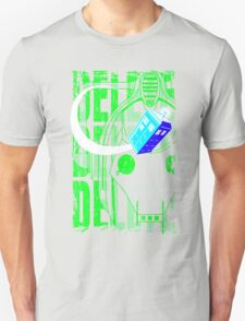 Delete The Doctor T-Shirt