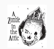 Zombie in the Attic One Piece - Short Sleeve