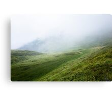 Golm (Alps, Austria) #7 Canvas Print