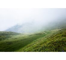 Golm (Alps, Austria) #7 Photographic Print