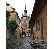 Where Draculya Was Born Photographic Print