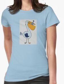 PELICAN EATING FISH T-Shirt