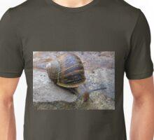 Slowly now... Unisex T-Shirt