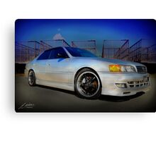 toyota chaser Canvas Print