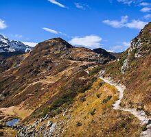 Golm (Alps, Austria) #1 by novopics