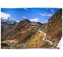 Golm (Alps, Austria) #1 Poster