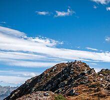 Golm (Alps, Austria) #3 by novopics
