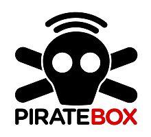 Pirate Box logo by Jugulaire