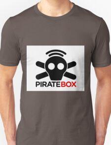 Pirate Box logo T-Shirt