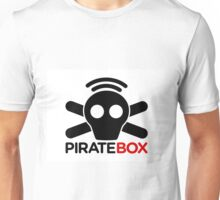 Pirate Box logo Unisex T-Shirt