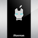 iRonman (black) by teevstee