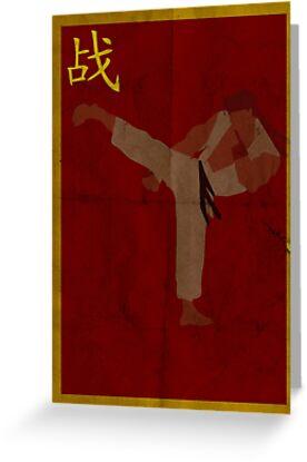 FIGHT: Ryu by caseyjennings