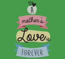 A mother's love Baby Tee