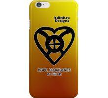 19-iphone4-Adinkra-Serier-Hope iPhone Case/Skin