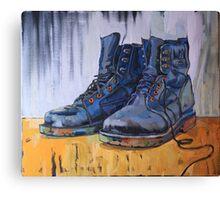 Oakley shoes Canvas Print