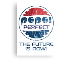 Pepsi Perfect - Distressed Metal Print