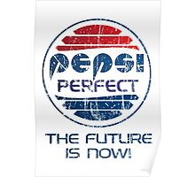 Pepsi Perfect - Distressed Poster