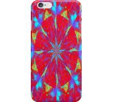 Iris Pattern iPhone Case/Skin