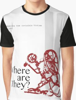 9/11 Where are they? Graphic T-Shirt