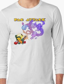 Pac Attack Long Sleeve T-Shirt