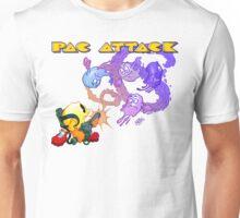 Pac Attack Unisex T-Shirt