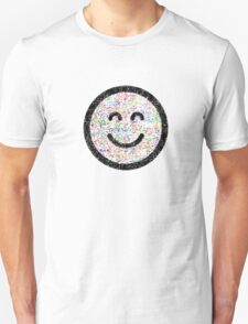 Smiley Contrast T-Shirt