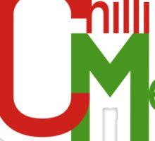 Chilli Memes Pro Logo Sticker
