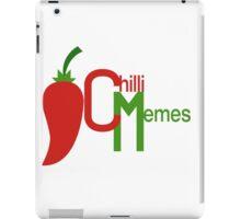 Chilli Memes Pro Logo iPad Case/Skin