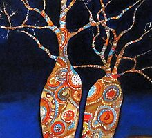 BOAB TREES by gillsart