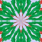 Green For Christmas by Margaret Stevens