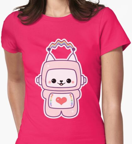 Cute Cat Bot T-Shirt