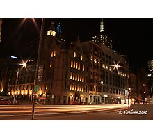 Shining by in the city Photographic Print