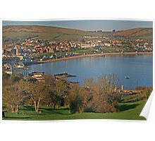 Swanage Bay Poster