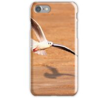 flying seagull iPhone Case/Skin