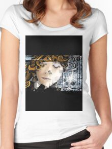 The Dreamer Women's Fitted Scoop T-Shirt