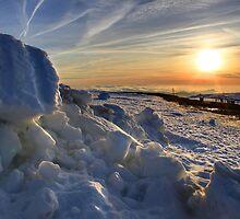 """Sunset """"On the Rocks"""" by Eduardo Ventura"""