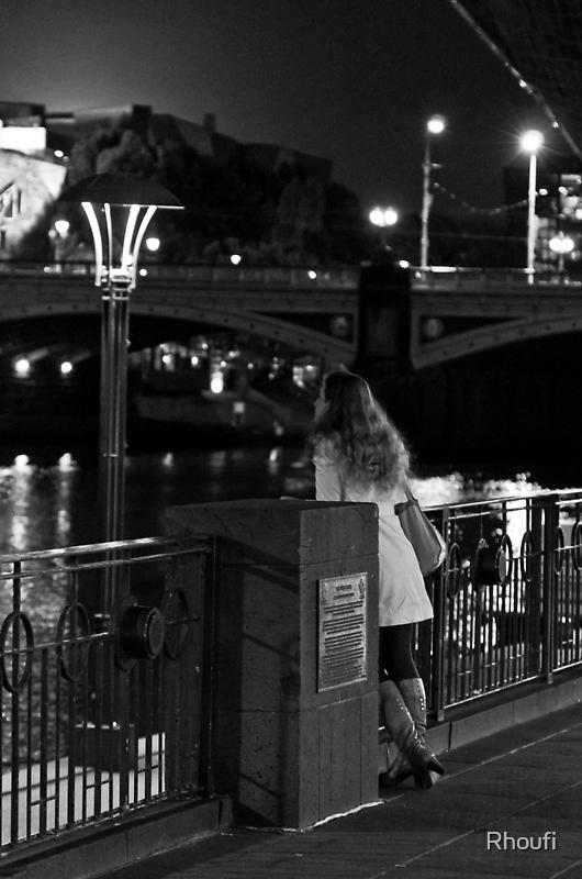 The Night Watch by Rhoufi
